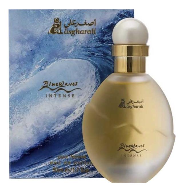 Фото - Asgharali Blue Waves Intense: парфюмерная вода 50мл парфюмерная вода asgharali oud