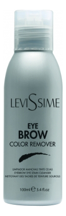Очищающий лосьон для снятия краски с кожи Eyebrow Color Remover 100мл