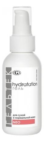 Гель для сухой и нормальной кожи лица Neo Hydratation: Гель 100мл гель для сухой и нормальной кожи лица neo hydratation гель 200мл