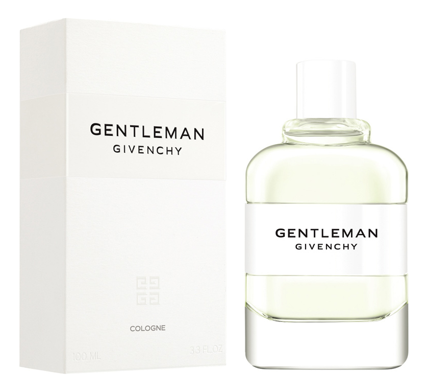 Givenchy Gentleman Cologne: туалетная вода 100мл givenchy gentleman deodorant stick
