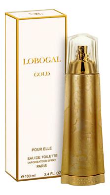 Gold pour elle: туалетная вода 100мл