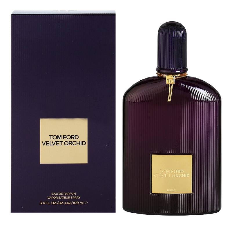 Tom Ford Velvet Orchid: парфюмерная вода 100мл