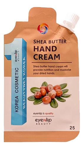 Крем для рук Shea Butter Hand Cream 25г cantu shea butter leave in conditioning repair cream 453g
