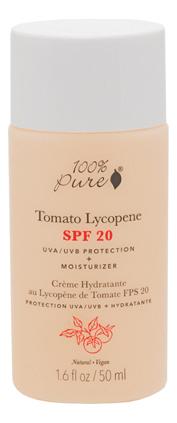 Крем для лица с антиоксидантами Tomato Lycopene Moisturizer SPF20 50мл стоимость