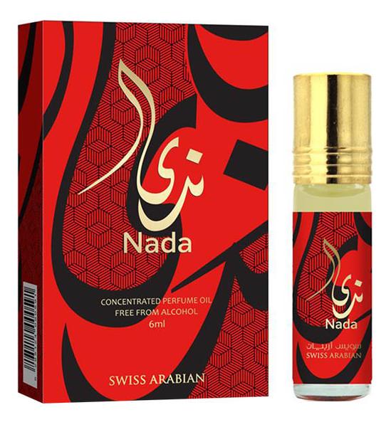 Nada Swiss Arabian: маляные духи 6мл духи swiss arabian waha 6 мл
