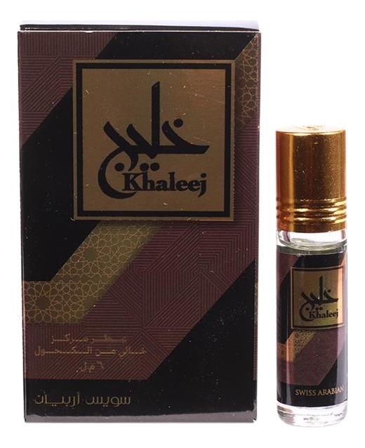 Khaleej: масляные духи 6мл недорого