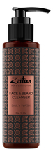 Zeitun Гель для лица и бороды Face & Beard Cleanser 100мл