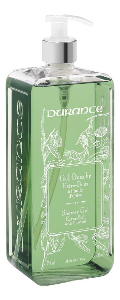 Купить Гель для душа Gel Douche Extra-Doux 750мл (олива), Durance