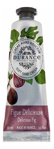 Крем для рук Soft Hand Cream Delicious Fig 30мл (инжир)