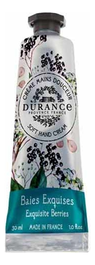 Крем для рук Soft Hand Cream Exquisite Berries 30мл (ягоды)