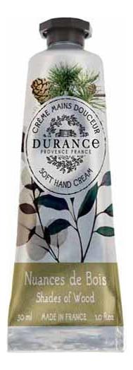 Крем для рук Soft Hand Cream Shades of Wood 30мл (дерево)