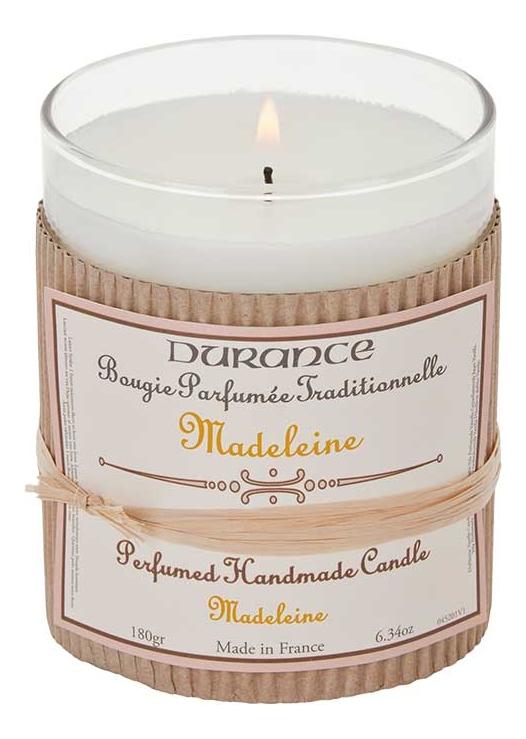 Купить Ароматическая свеча Perfumed Candle Madeleine 180г, Durance