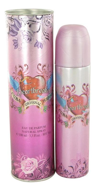 Cuba Paris Heartbreaker: парфюмерная вода 100мл elliott erwitt cuba