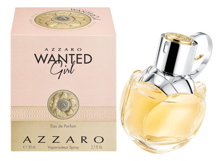 Azzaro Wanted Girl: парфюмерная вода 80мл loris azzaro azzaro couture