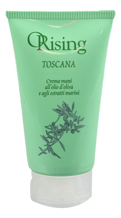 Купить Крем для рук c оливковым маслом и морскими экстрактами Toscana 75мл, ORISING