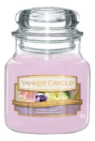 Ароматическая свеча Floral Candy: Свеча 104г свеча от комаров argus