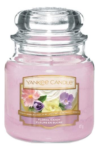 Ароматическая свеча Floral Candy: Свеча 411г свеча от комаров argus