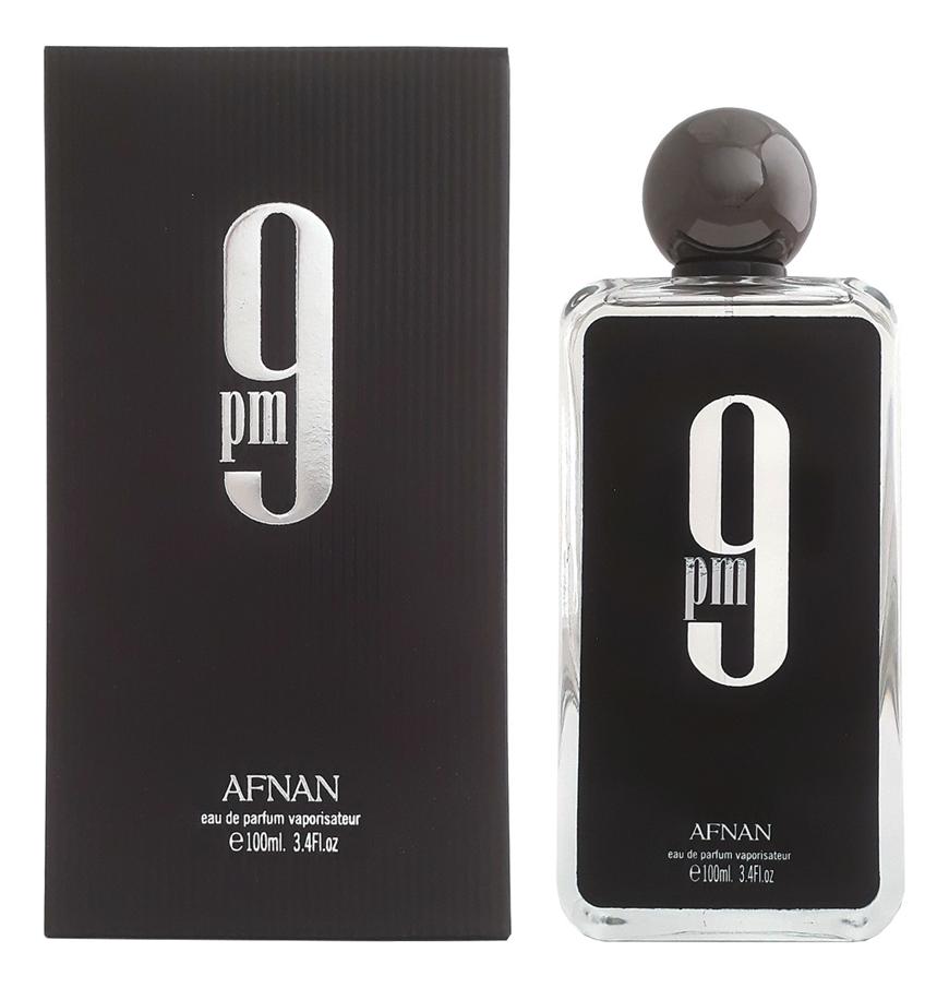 Купить 9 Pm: парфюмерная вода 100мл, Afnan