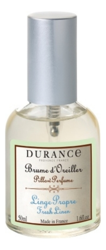 Ароматический спрей для белья Pillow Perfume Fresh Linen 50мл (свежее белье) lighthouse wood grain linen pillow case