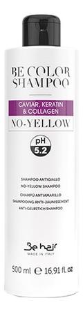 Шампунь против желтизны волос Be Color No Yellow Shampoo 500мл