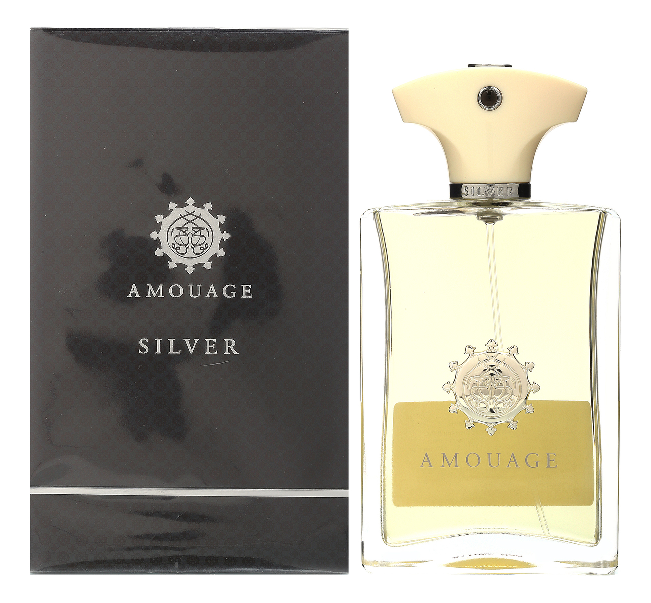 Amouage Silver for men: парфюмерная вода 50мл