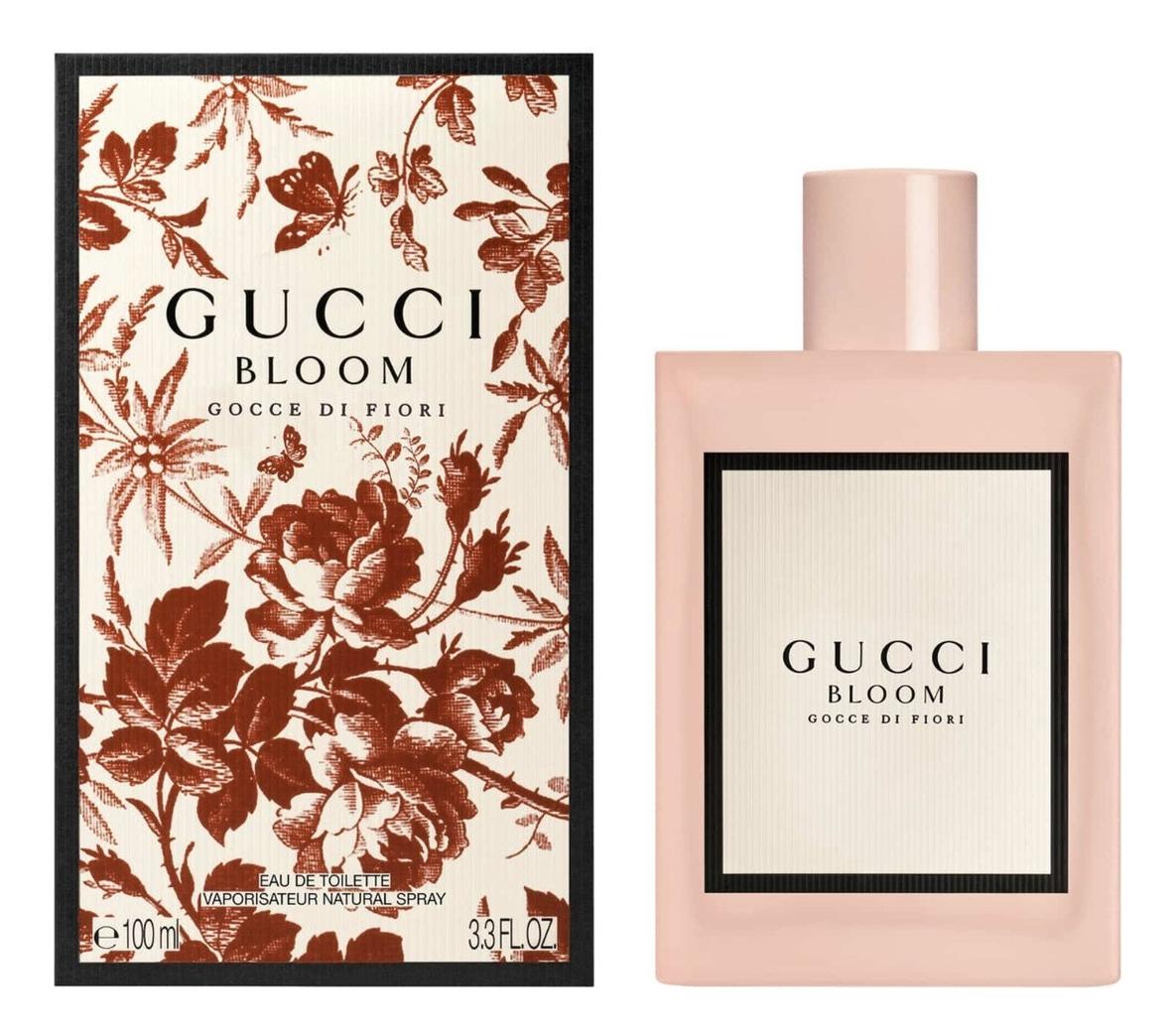 Купить Bloom Gocce Di Fiori: туалетная вода 100мл, Gucci