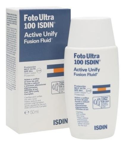 Флюид для лица Foto Ultra 100 Active Unify SPF50+ 50мл недорого