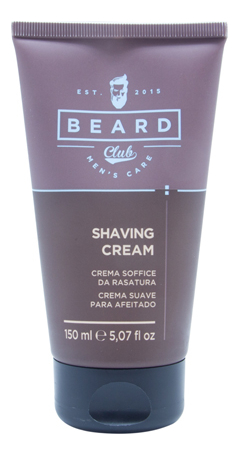 Смягчающий крем для бритья Beard Club Shaving Cream 150мл