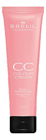 Колорирующий крем для волос CC Color Cream 150мл: Grapefruit Pink