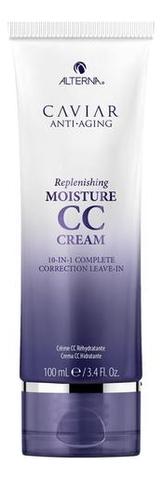 CC крем Комплексная биоревитализация волос Caviar Anti-Aging Replenishing Moisture CC Cream: Крем 100мл embryolisse cc крем