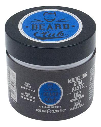 Моделирующая паста для волос с эффектом памяти Beard Club Modeling Gum Paste 100мл недорого