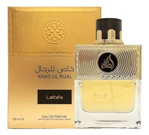 Купить Khas Lil Rijal: парфюмерная вода 100мл, Lattafa