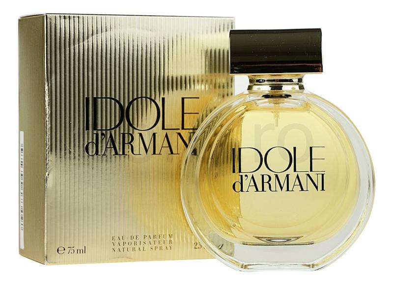 Idole D'Armani: парфюмерная вода 75мл парфюмерная вода armani idole