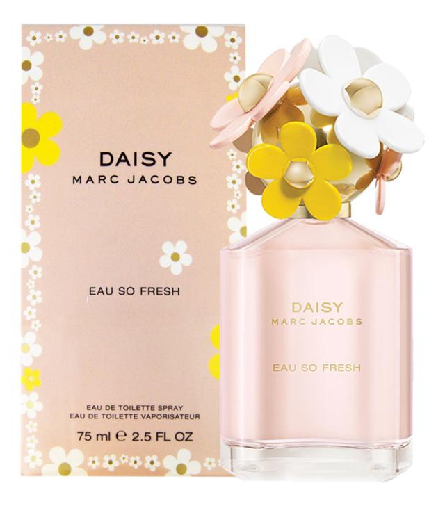 Купить Daisy Eau So Fresh: туалетная вода 75мл, Marc Jacobs