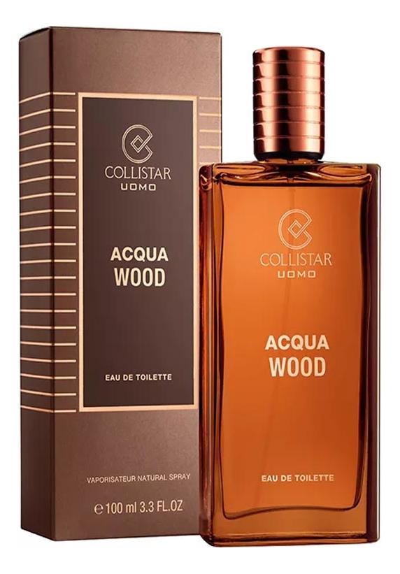Collistar Acqua Wood: туалетная вода 100мл collistar talasso scrub anti age купить