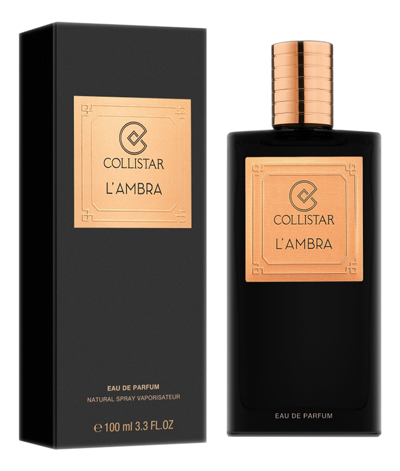 Купить L`Ambra: парфюмерная вода 100мл, Collistar