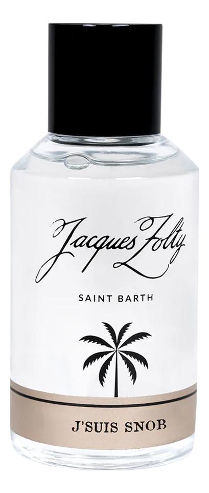 Jacques Zolty J'Suis Snob: парфюмерная вода 100мл тестер парфюмерная вода jacques zolty jacques zolty ja034lwelve4