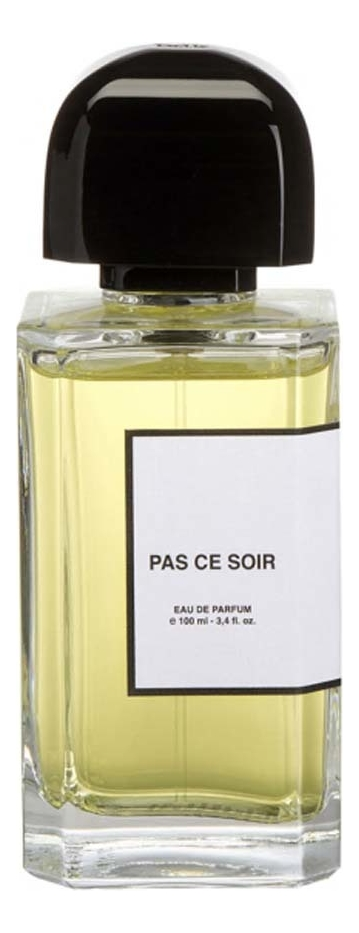 Parfums BDK Paris Pas Сe Soir: парфюмерная вода 100мл тестер