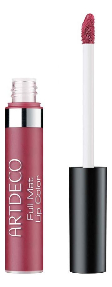 Помада для губ матовая Full Mat Lip Color 15,5мл: 18 Raspberry Lover