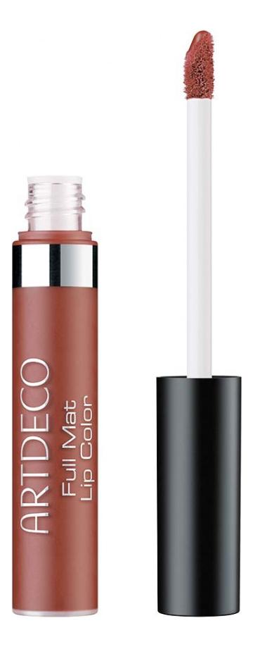 Купить Помада для губ матовая Full Mat Lip Color 15, 5мл: 33 Rosewood Praline, ARTDECO