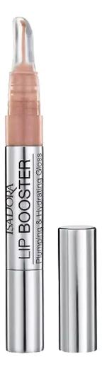 Купить Блеск для губ инъекция красоты Lip Booster Plumping & Hydrating Gloss 1, 9мл: 07 Glossy Praline, Блеск для губ Инъекция красоты Lip Booster Plumping & Hydrating Gloss 1, 9мл, IsaDora