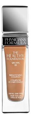 Тональная основа The Healthy Foundation 30мл: Средний теплый фото