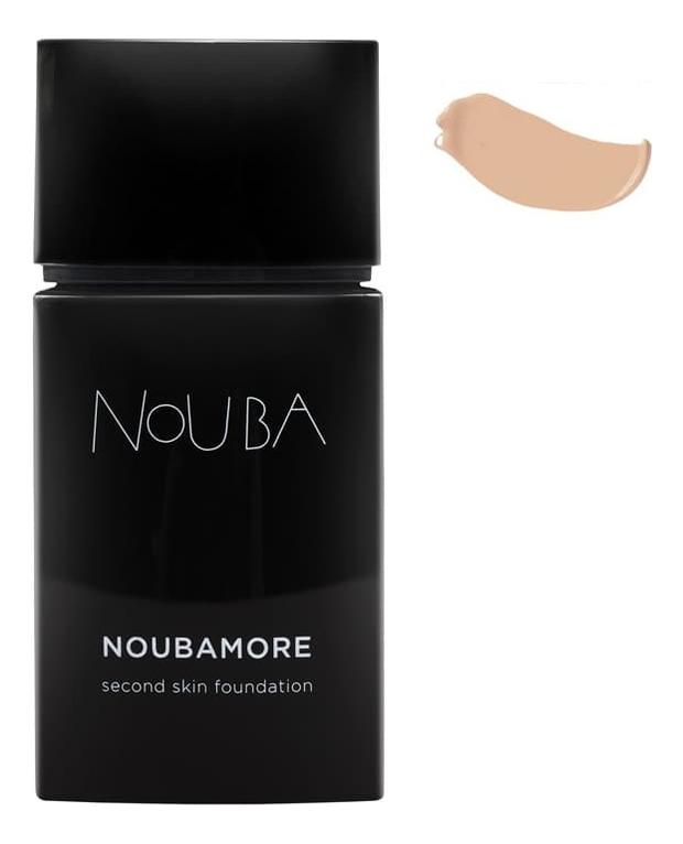 Тональная основа Noubamore Second Skin Foundation 30мл: No 83 фото