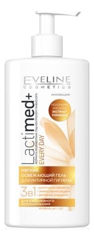 Купить Гель для интимной гигиены Lactimed+ Every Day 250мл, Eveline