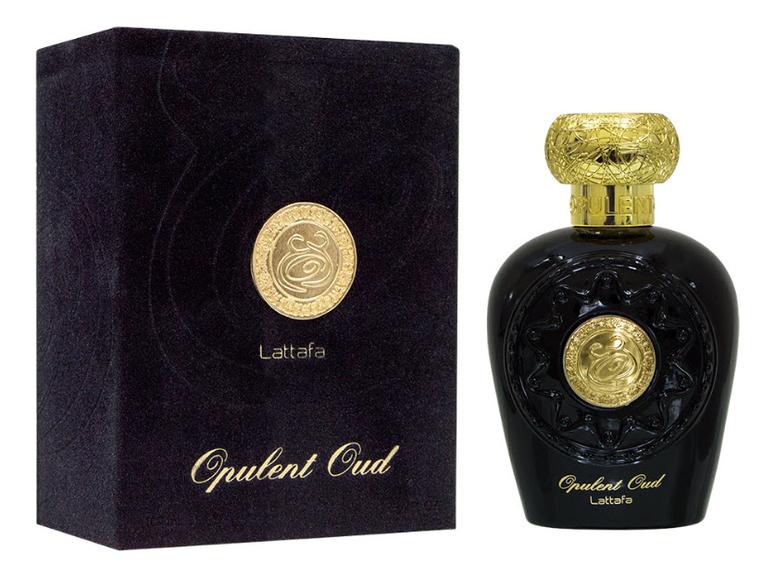 Купить Lattafa Opulent Oud: парфюмерная вода 100мл