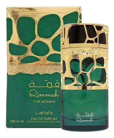 Lattafa Qimmah For Women: парфюмерная вода 100мл