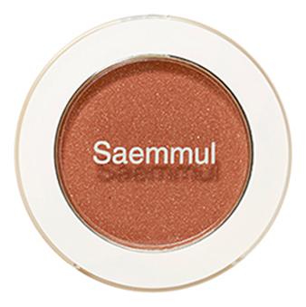 Тени для век мерцающие Saemmul Single Shadow Shimmer 2г: BR18 Candy Brown недорого