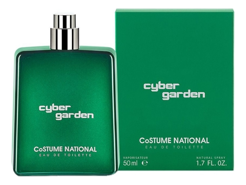 Cyber Garden: туалетная вода 50мл daniel ventre cyber conflict competing national perspectives