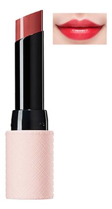 Помада для губ глянцевая Kissholic Lipstick Glam Shine 4,5г: CR02 Delight помада для губ глянцевая kissholic lipstick glam shine 4 5г pk02 pink melody