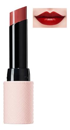 Помада для губ глянцевая Kissholic Lipstick Glam Shine 4,5г: RD03 Mini Dress